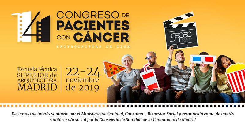 14 Congreso de Pacientes con Cáncer